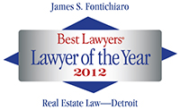 Best Lawyers Badge 2012