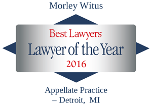 Best Lawyers Lawyer of the Year Badge