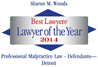 Best Lawyers Badge 2014