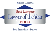 Best Lawyers Badge 2009