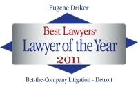 Best Lawyers Badge 2011
